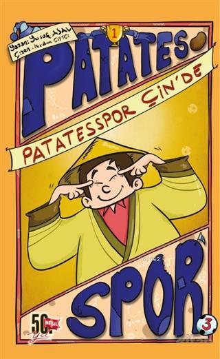 Patatesspor Çin'de - Patatesspor 3