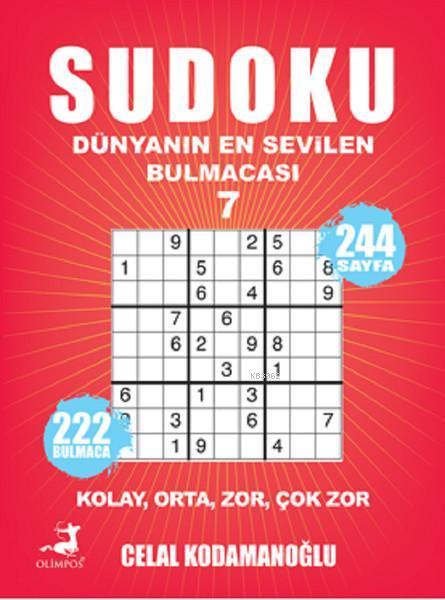 Sudoku 7; Dünyanın En Sevilen Bulmacası 7