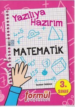 Formül 3. Sınıf Yazılıya Hazırım Matematik