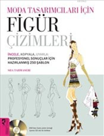 Moda Tasarımcıları için Figür Çizimleri