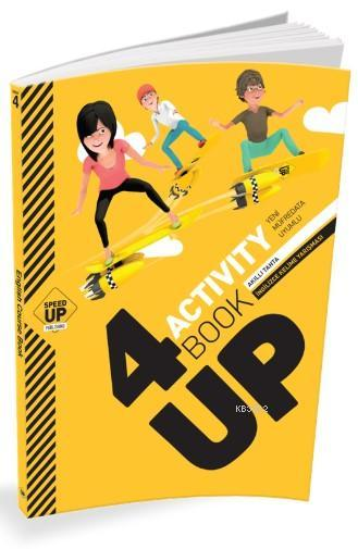 Speed Up Publishing Yayınları 4. Sınıf İngilizce Activity Book Up Speed Up Publishing