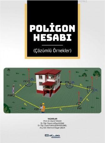 Poligon Hesabı Çözümlü Örnekler