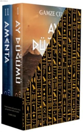 Piramit Seti (2 Kitap Takım) (Ciltli)