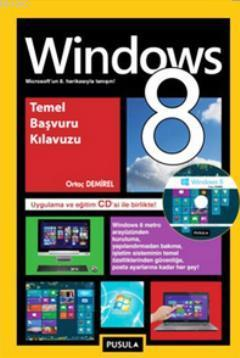 Windows 8 Temel Başvuru Kılavuzu (CD Hediyeli)