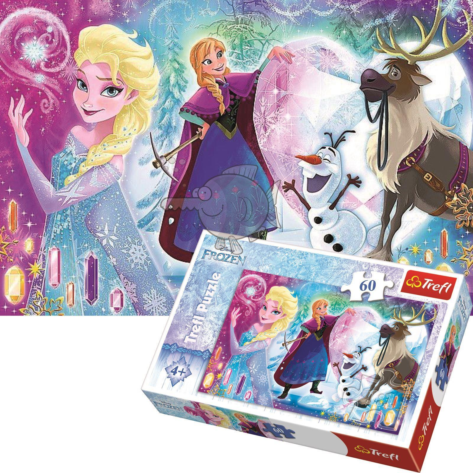 Trefl Puzzle 17314 Surprise For Elsa, Disney 60