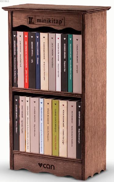 Minikitap Kütüphanesi Seti 2-21 Kitap Takım