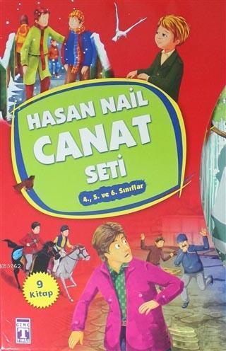 Hasan Nail Canat Seti (9 Kitap Takım); 4 - 5 - 6. Sınıf