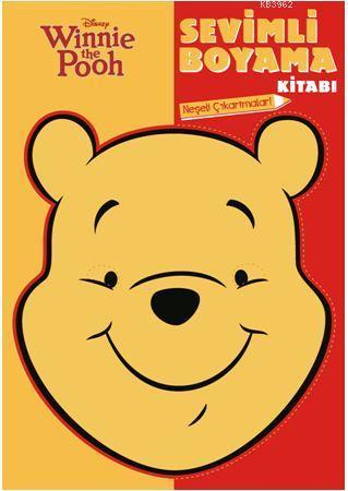 Winnie The Pooh - Sevimli Boyama Kitabı