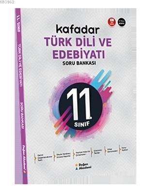 11. Sınıf Kafadar Türk Dili ve Edebiyatı Soru Bankası
