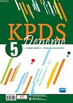 KPDS 5 Deneme