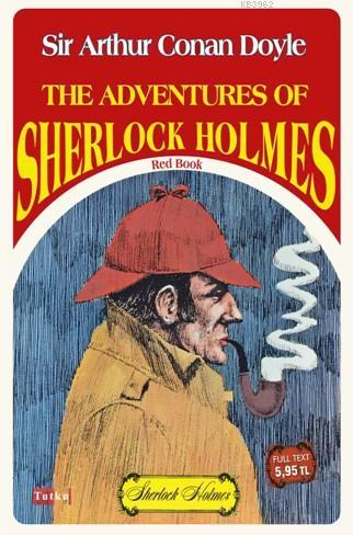 The Adventures Of Sherlock Holmes-Red Book