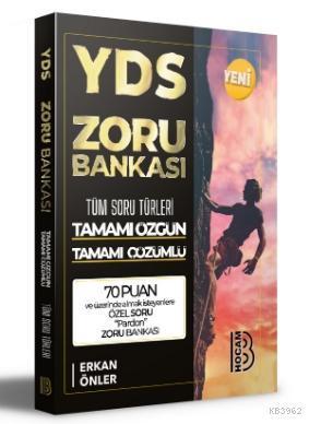 YDS Tamamı Çözümlü Zoru Bankası