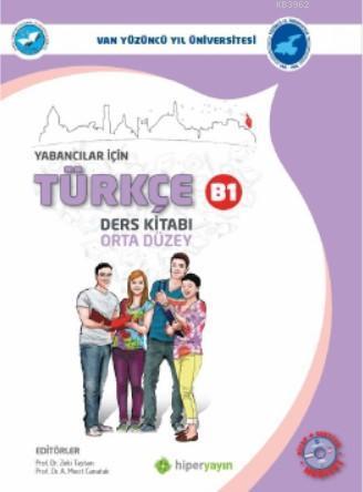 Yabancılar İçin Türkçe Temel Düzey B1