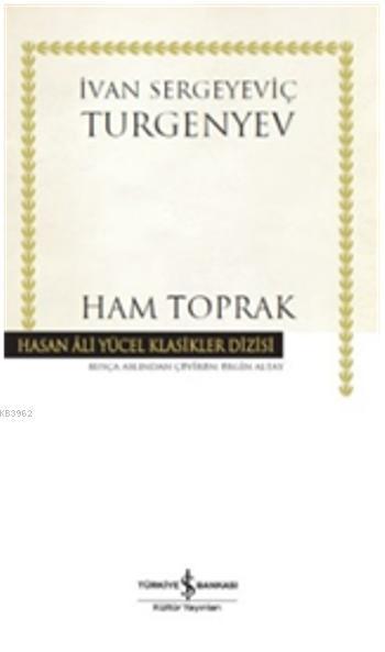 Ham Toprak (Ciltli)