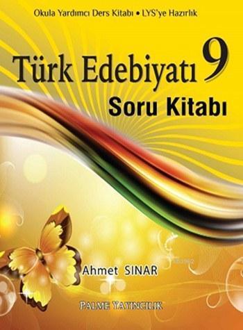 9. Sınıf Türk Edebiyatı Soru Kitabı