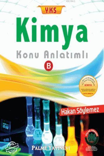 2018 YKS Kimya Konu Anlatımı B