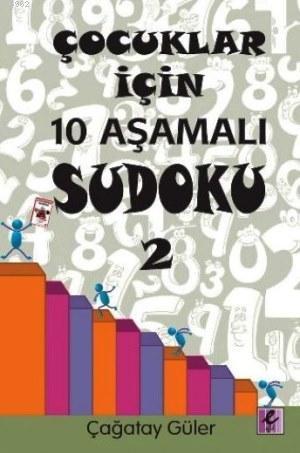 Çocuklar İçin 10 Aşamalı Sudoku 2