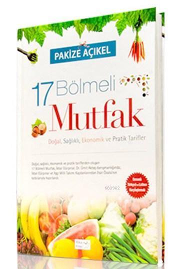 17 Bölmeli Mutfak (Osmanlıca-Latince)