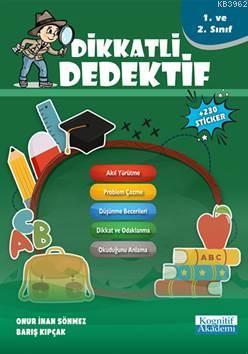 Dikkatli Dedektif - 1. ve 2. Sınıf