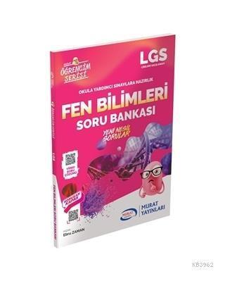 LGS Fen Bilimleri Soru Bankası Öğrencim Serisi (3463)