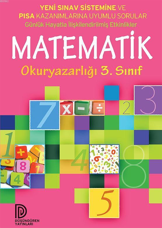 Matematik Okuryazarlığı 3. Sınıf
