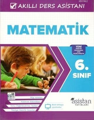 6. Sınıf Matematik Akıllı Ders Asistanı