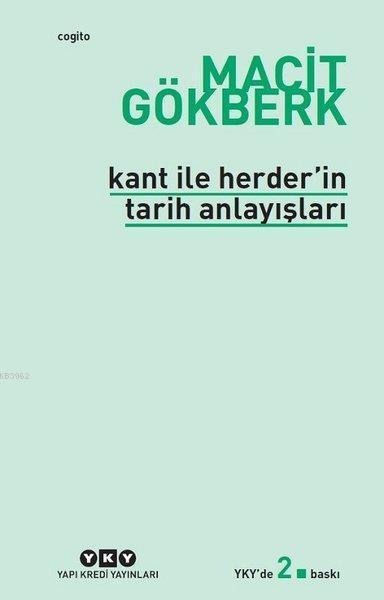 Kant ve Herder'in Tarih Anlayışları