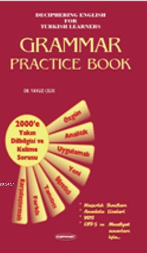 Grammar Practice Book İngilizce