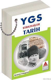 YGS Tarih Strateji Kartları