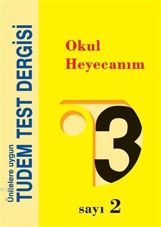 3. Sınıf Test Dergisi ( 8'li Set )