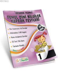 Ortaokul Temel Dini Bilgiler-1 Çek Kopar Yaprak Test
