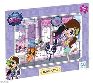 Littlest Petshop - Frame Puzzle 1 (35 Parça)