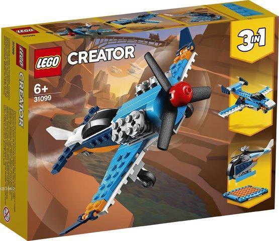 Lego Creator 31099 Pervane Düzlemi