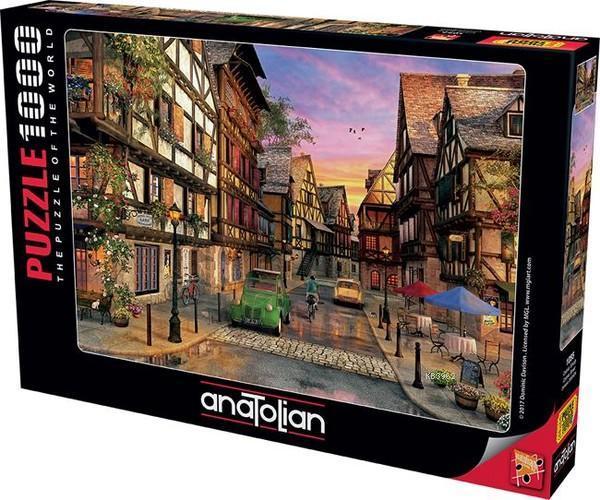 Anatolian Puzzle 1000 Parça Colmar Sokağı 1055