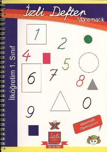 İzli Defter İlköğretim 1.Sınıf Matematik
