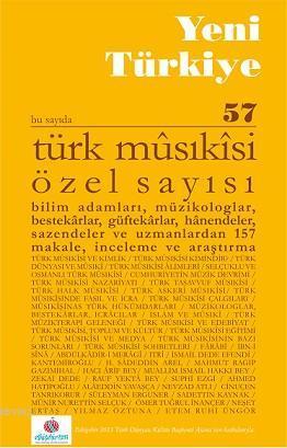 Türk Musikisi Özel Sayısı; 57