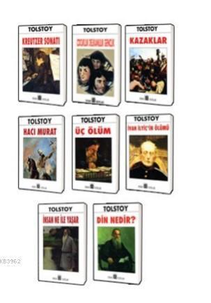 Tolstoy Klasikleri 8 Kitap Set