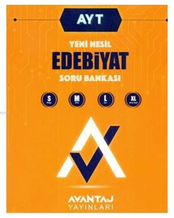 Avantaj AYT Edebiyat Yeni Nesil Soru Bankası
