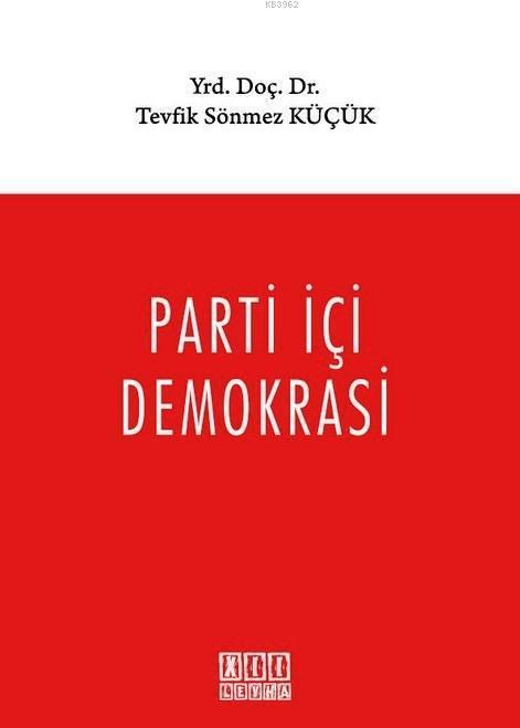 Parti İçi Demokrasi