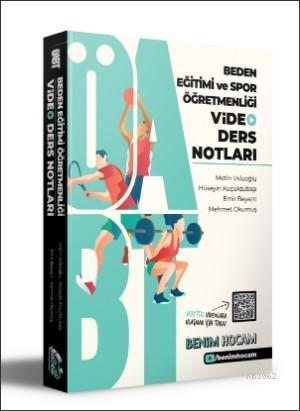 2021 ÖABT Beden Eğitimi ve Spor Öğretmenliği Video Ders Notları