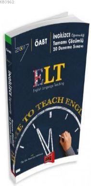 ÖABT Elt İngilizce Öğretmenliği Tamamı Çözümlü 20 Deneme Sınavı