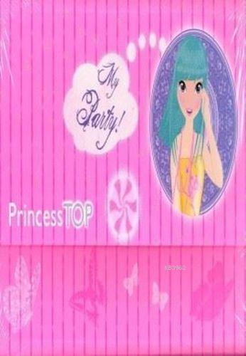 Princess Top My Party Pembe