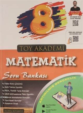 2020 8.Sınıf Matematik Soru Bankası