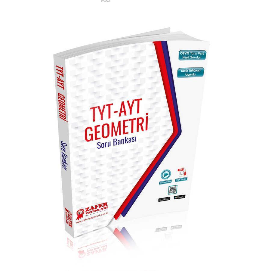 Zafer TYT-AYT Geometri Soru Bankası