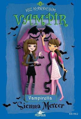 Kız Kardeşim Vampir - 4; Vampirella