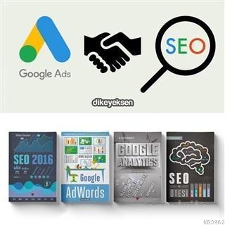 SEO ve Google Seti (4 Kitap Takım)