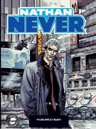 Nathan Never 18: 100. Sayı/Derinlik Korkusu/Sara'nın Şarkısı