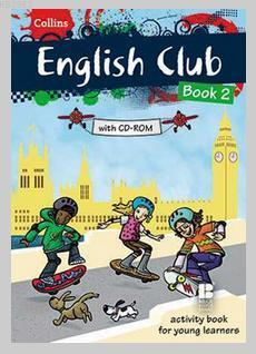 Collins English Club Book 2 - CD'li