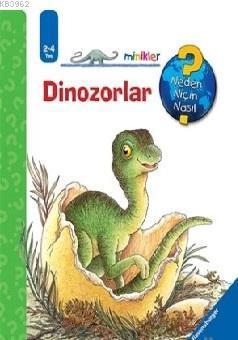 Ravensburger Minikler - Dinozorlar; Neden Niçin Nasıl?