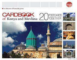 Cardbook of Konya and Mevlana; 20 Postcards Together